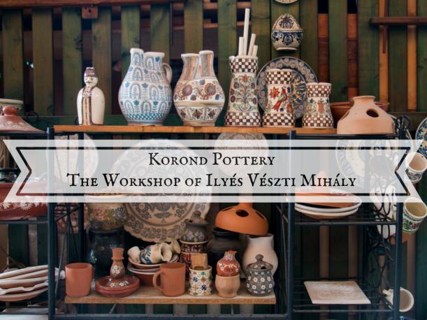 Korond Pottery