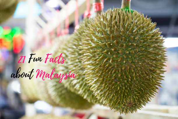 21 Fun Facts About Malaysia